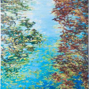 Inflow Blue Lake