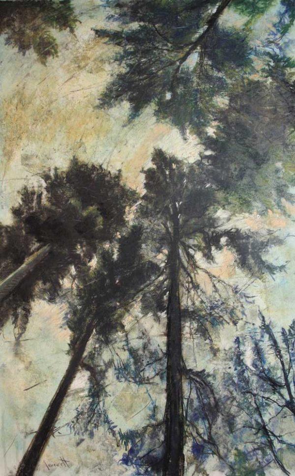 Green Dark Forest II