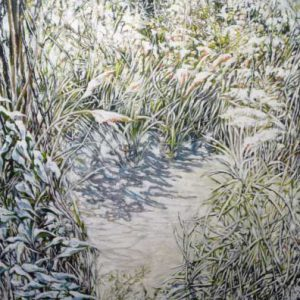 Burns Giverney Surprise Snowfall