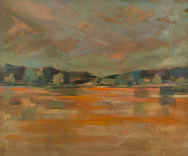 Meadow Canal Orange Lake