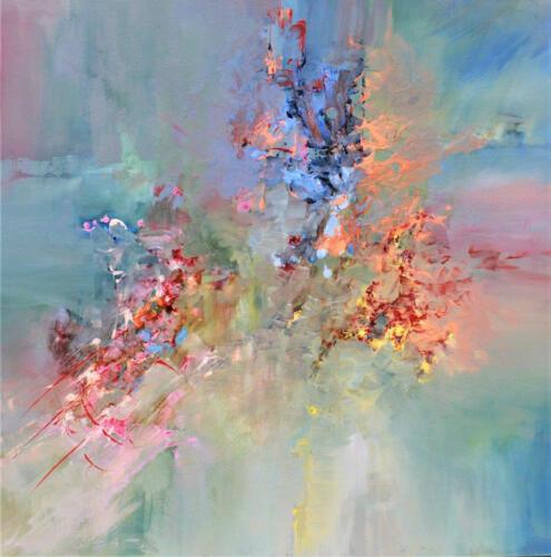 3449 aAntonio Vivaldi Gloria I acrylic on canvas 60x60' (2) (003)