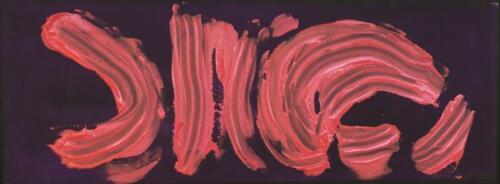 Plear, Scott (RCA) Sphynx 14.25x39 $2,000